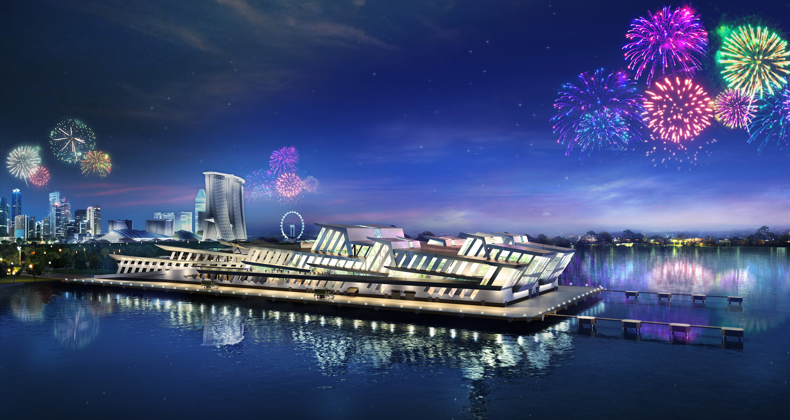 Singapore Committed to Building International Cruise Terminal | STB